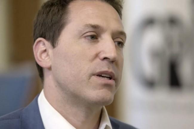 Bryson Bort, fondateur et CEO de GRIMM dont le chercheur en s�curit� Adam Nichols fait partie. (cr�dit : GRIMM)