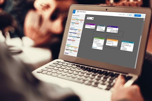 LogMeIn a révisé son offre de communications unifiées, GoToConnect pour prendre en coompte les besoins du travail hybride. (Crédit Photo: LogMeIn)