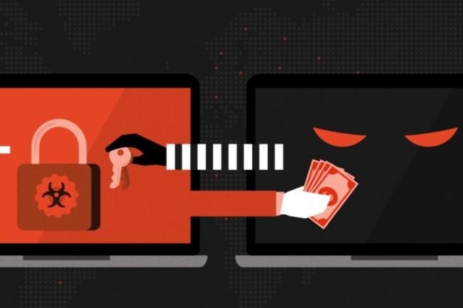 Parmi les entreprises durement touchées par les ransomwares, Altran, Sopra Steria ou encore Saint Gobain ont payé de lourds tributs avec des pertes atteignant jusqu'à 250 M€. (crédit : Palo Alto / Unit42)