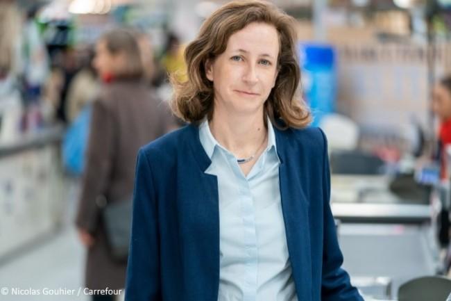 Elodie Perthuisot poursuit son ascension au sein du groupe Carrefour.