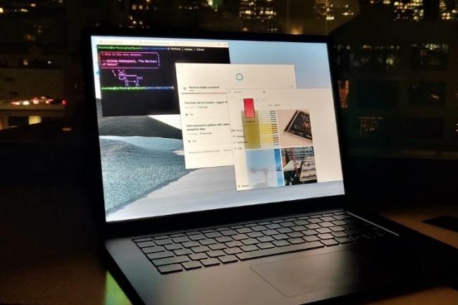 Si Microsoft commence � faire des pieds et des mains pour exhorter les entreprises � tester Windows 10 21H1, peu devraient au final franchir le pas. (cr�dit : Microsoft)