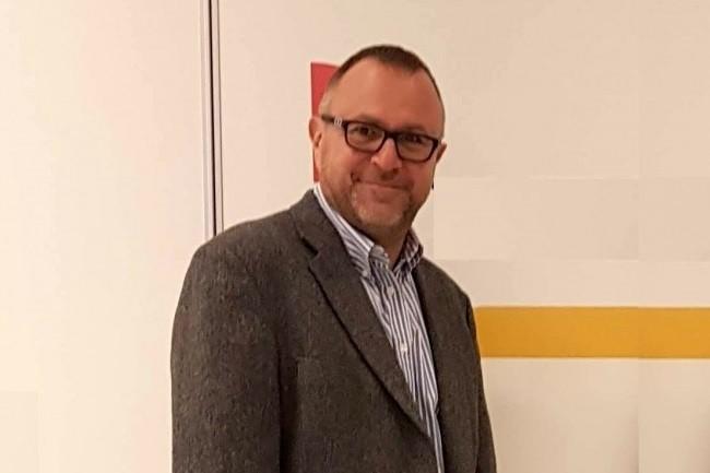Après VMware et Nutanix, Sylvain Siou, vice-président Systems Engineering, accompagne avec son équipe le développement stratégique d'EfficientIP à l'international. (Crédit S.L.)