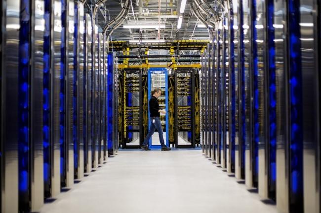 Le passage au cloud pourrait permettre d'économiser plus de 1 Md de tonnes d'émissions de CO2, selon IDC. (Crédit Microsoft)