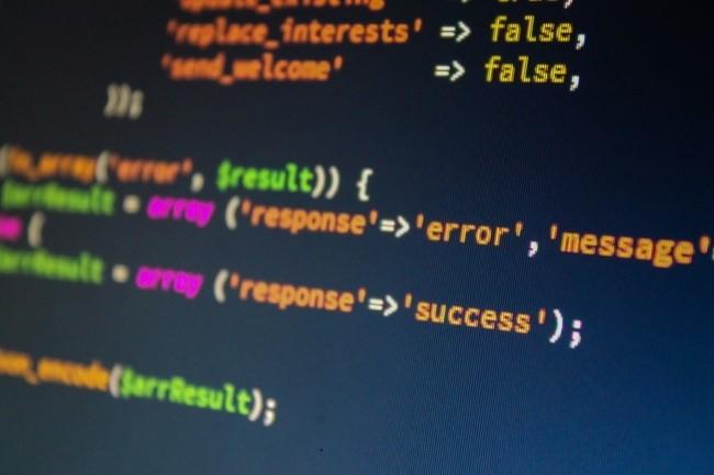 Des commits déposés ce week-end dans le référentiel Git de PHP comprenaient une porte dérobée. (Crédit Photo: lmonk/Pixabay)