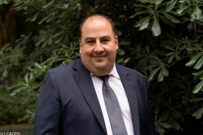Abdo Berberry dirige la ligne IT au sein de la division 3D (Digital / Data / Dissemination) de Caceis. (Crédit : Caceis)