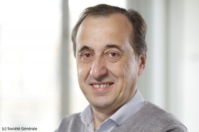 Alain Voiment, DSI fonctions centrales et fondations digitales de la Société Générale, est aussi le sponsor open source pour l'ensemble du groupe bancaire.