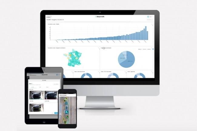 Lauréat 2020 de l'EIT Digital Challenge, l'éditeur français Deepomatic exploite l'IA dans des applications de reconnaissance d'images pour l'industrie. (Crédit : Deepomatic)