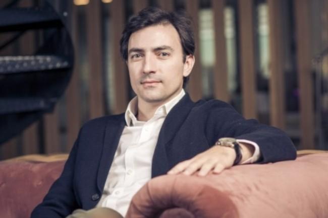 Dagobert L�vy est vice-pr�sident South EMEA de Tanium. (cr�dit : Tanium)