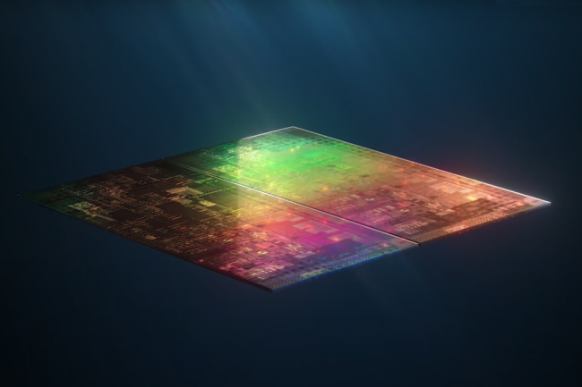 Intel cherche à renommer sa technologie de gravure pour répondre à la concurrence. (Crédit Photo : Intel)