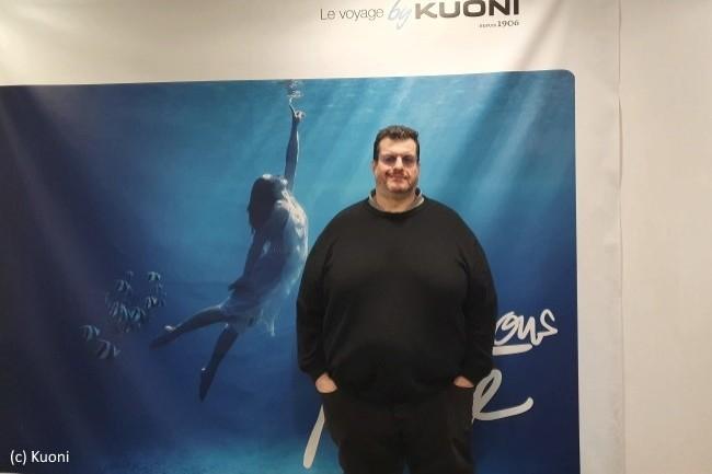 Stéphane Navarro, responsable systèmes et réseaux chez Kuoni, apprécie de pouvoir gérer toute la sécurité à partir d'une console centralisée.