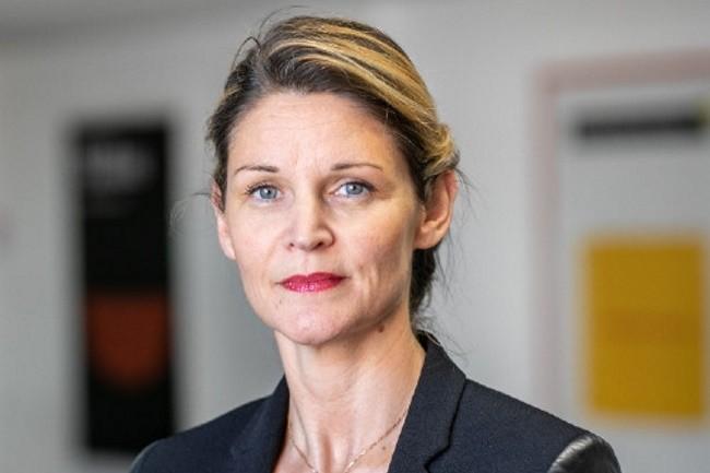 Gervaise Van Hille succède à Sarah Hachi-Duchene qui dirigeait Colt Technology Services France depuis janvier 2019. Crédit photo : Colt.