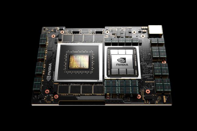 Grace, la puce HPC de Nvidia sur base ARM, est attendue en 2023. (Crédit Nvidia)