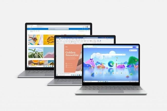 Microsoft lance ses Surface Laptop 4 avec la possibilit� de choisir entre des puces AMD ou Intel. (Cr�dit Photo: Microsoft)