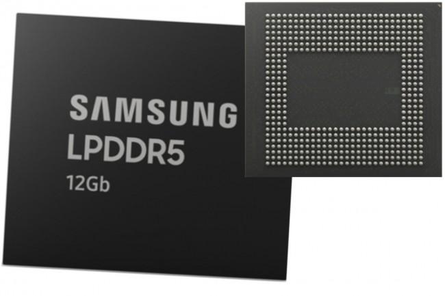 Avec 512 Go le module DDR5 de Samsung vient satisfaire les besoins des supercalculateurs, avant de descendre en gamme. (Crédit Samsung)