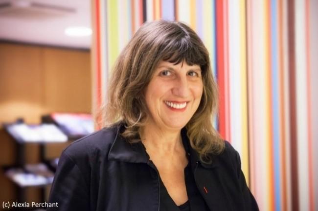 Elisabeth Humbert-Bottin est la directrice générale du GIP-MDS, organisme qui met en œuvre concrètement la DSN.