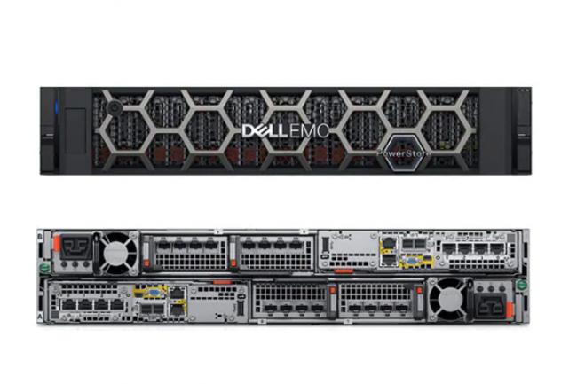 Avec le PowerStore 500, Dell EMC commercialise une baie d'entrée de gamme avec peu de compromis. (Crédit Dell)