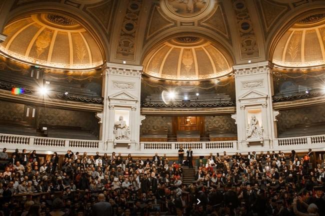 L'IAE Paris-Sorbonne ouvre un parcours à double diplôme avec l'Ecole de guerre économique pour former des datascientists. (Crédit photo : IAE Paris-Sorbonne)