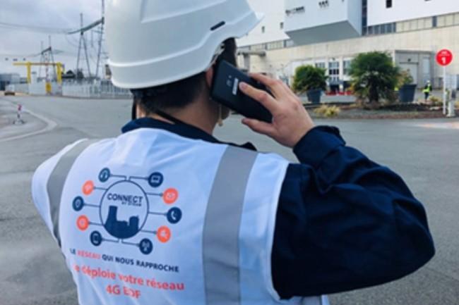 « La 5G n'est pas disponible en réseau privé à ce stade, elle n'est notamment pas mûre au niveau de la cybersécurité », a pointé Bruno Suty, DSI d'EDF. (crédit : EDF)