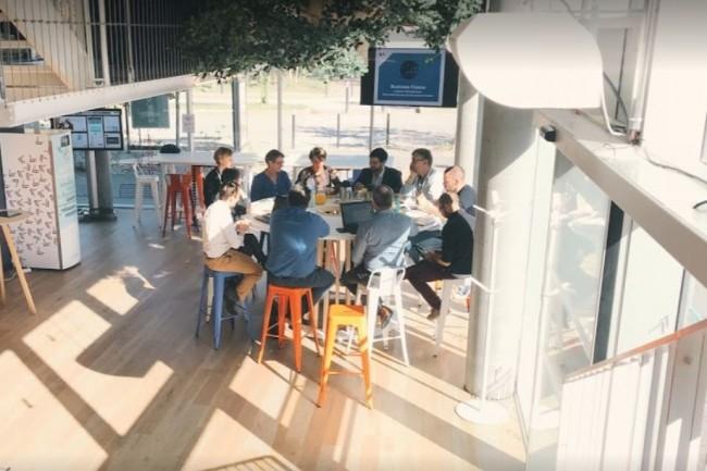 Depuis quatre ans, le Village By CA d'Ille-et-Vilaine a accéléré 38  porteurs de projets IT sur le territoire breton.(Crédit photo: Ville by CA).