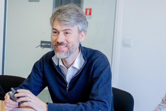 Pour Cl�ment Moreau, DG et co-fondateur de Sculpteo, � la technologie r�siste au temps, elle ne r�sulte pas d�un effet de mode. � (Cr�dit : Sculpteo)