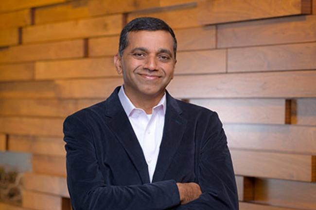 Manoj Leelanivas, vice-président exécutif et directeur produits chez Juniper :