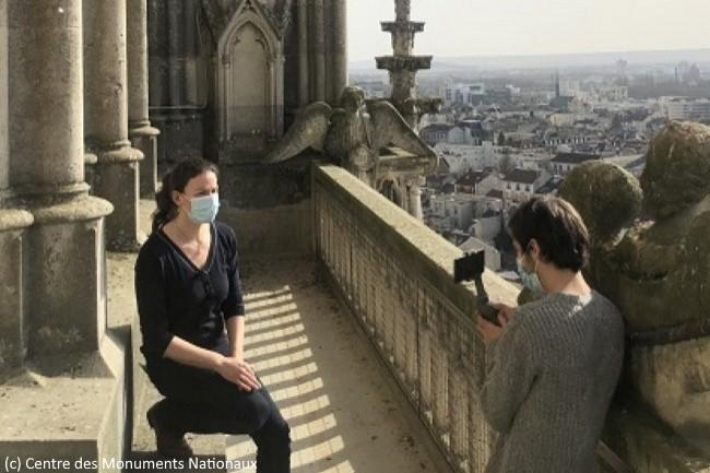 Le centre des monuments nationaux parie sur les visites virtuelles