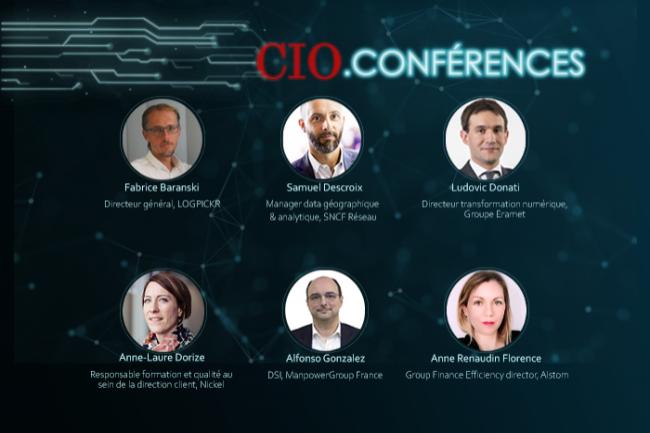 La CIO.expériences « Automatisation, clé de la performance métier » sera diffusée le 18 mai 2021 sous forme de webconférence.
