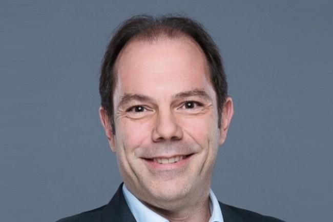 Nicolas Fournier, PDG de Sequantis LT, appr�cie le gain de temps consid�rable. (Cr�dit : D.R.)