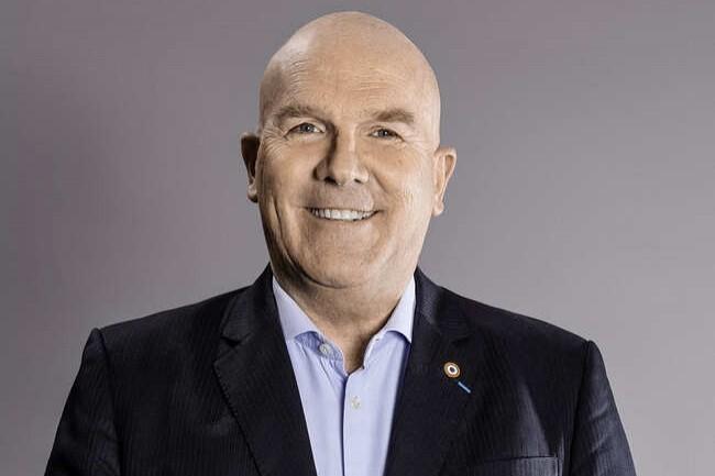 Bruno Bonnell, actuel député LREM du Rhône, est candidat à la présidence du conseil régional Auvergne-Rhône-Alpes. (Crédit : Didier Michalet)