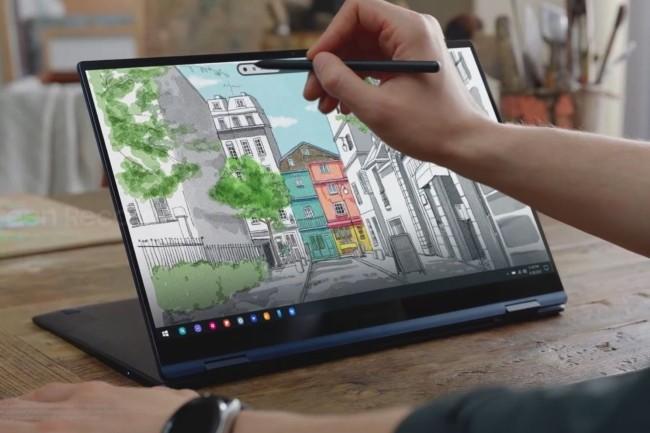 Samsung va lancer à l'automne 2021 des déclinaisons de son PC portables Galaxy Book et notamment en France. (Crédit : Samsung)