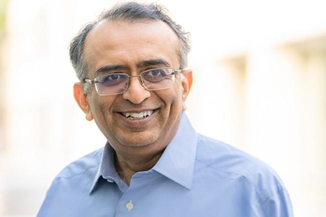 Raghu Raghuram devient CEO de VMware et remplace Pat Gelsinger parti chez Intel. (Crédit Photo : VMware)