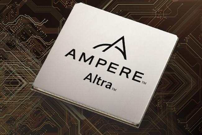 Ampere met à jour la feuille de route de ses puces serveurs pour cibler le cloud et fait l'impasse sur le multithreading. (Crédit Ampere)