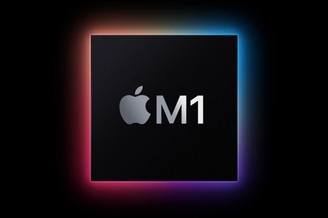 Une anomalie baptisée M1RACLES dans la puce M1 d'Apple autorise des dialogues discrets entre processus qui normalement sont limités par l'OS. (Crédit Photo : Apple)
