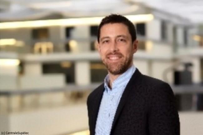 Thomas Renais, directeur patrimoine immobilier et 'environnement de travail � CentraleSup�lec : � La solution Technis Counting est promise � des usages de plus en plus fr�quents. �