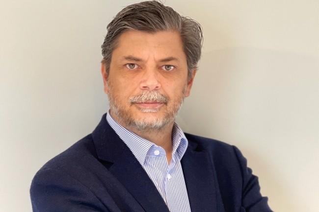 Jean-Michel Henrard, fondateur de Dust Mobile, propose une offre de sécurisation des communications mobiles. (Crédit Photo : Dust Mobile)