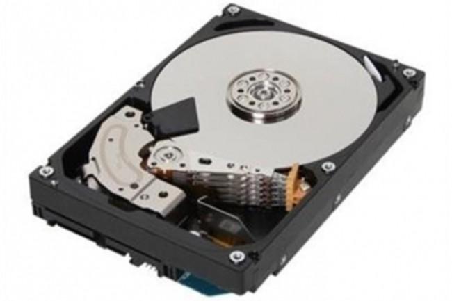 La taille du marché total adressable des disques durs de types nearline n'a jamais été aussi importante qu'en avril dernier. Crédit photo : Toshiba.