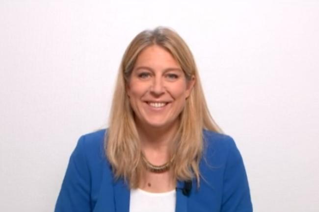 Agnès de Leersnyder prend aujourd'hui la direction de Future4Care après avoir été en charge de la stratégie d'Orange.
