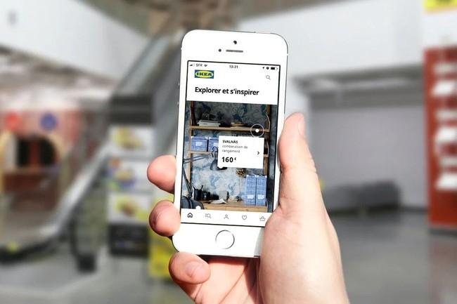 En 2021, Ikea poss�de 36 points de vente et 4 centres de distribution logistique en France avec 11 000 employ�s. (Cr�dit : IKEA)