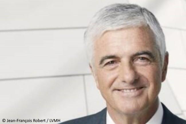 Antonio Belloni, directeur g�n�ral d�l�gu� du groupe LVMH, exerce la supervision strat�gique et op�rationnelle des � Maisons � (marques) du groupe.