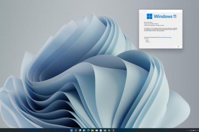 En attendant un événement de présentation officiel le 24 juin 2021, Windows 11 se découvre avec des versions en fuite sur le web permettant de se faire une première idée du prochain OS phare de Microsoft. (crédit : Mark Hachman/IDG)