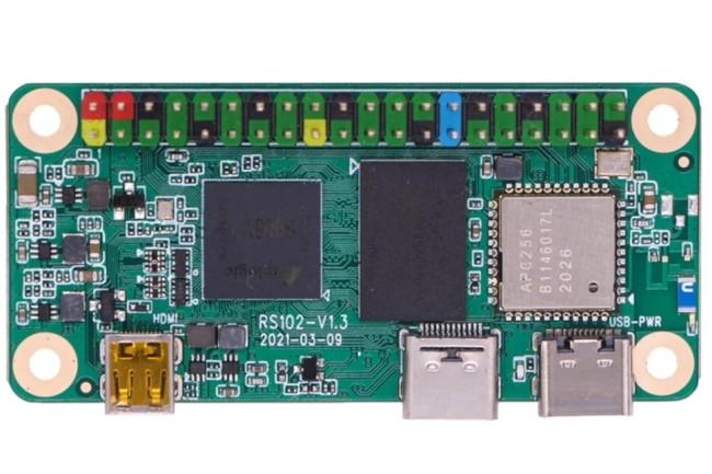 Radxa planche sur des versions de Raspberry Pi Zero survitaminées. (Crédit Photo: Radxa)