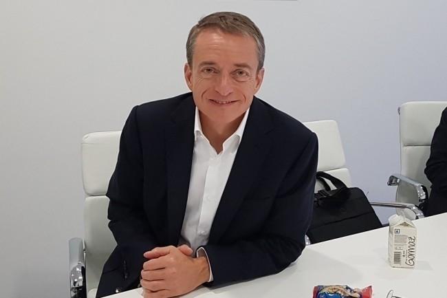 Pat Gelsinger a pr�sent� la nouvelle organisation d'Intel avec la cr�ation de division notamment autour du logiciel et du HPC. (Cr�dit Photo : SL)