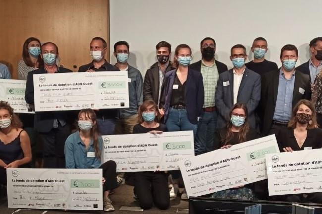 ADN Ouest via son fonds de dotations soutient le développement de services numériques solidaires dans le Grand Ouest. (Crédit photo: ADN Ouest)