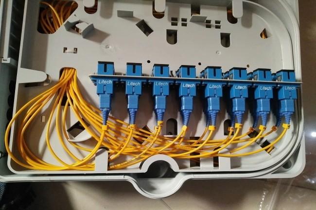 Le très haut débit représente aujourd'hui 51% des accés à Internet en France et 73% le sont en fibre selon l'Arcep. (Crédit Photo: Andreanyt/Pixabay)