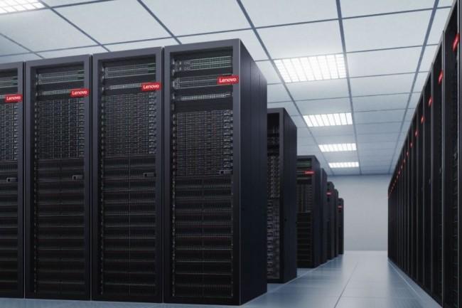 Les fournisseurs de services ont investi 15,5 Md$ (+12,5%) en infrastructure cloud et non cloud au premier trimestre 2021. (crédit : Lenovo)