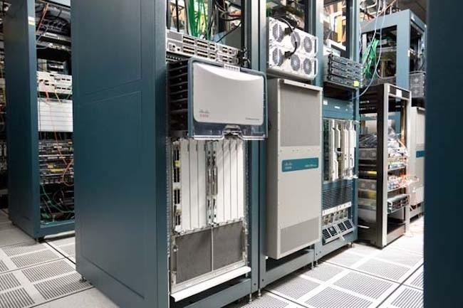 Cisco compte aussi s�imposer comme leader du secteur dans le domaine du r�seau en tant que service. (Cr�dit Cisco)