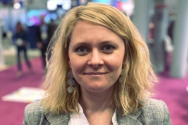 Clémence Delestre, directrice générale de Croquetteland, mise sur une expérience client personnalisée. (crédit : D.R.)