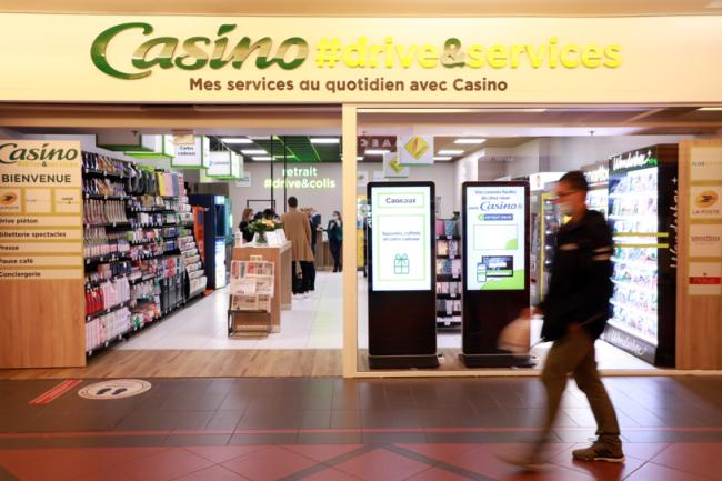 En s'appuyant sur les solutions de Google Cloud, le groupe Casino veut améliorer l'expérience client et développer son activité BtoB. (Crédit Photo: groupe Casino)