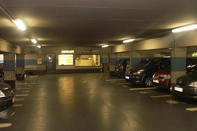 La 4G priv� permet aux agents de Rouen Park d��tre toujours joignables. (cr�dit : Rouen Park)