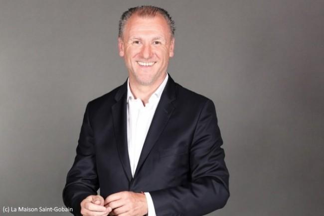 François Birklé, directeur du développement commercial de La Maison Saint-Gobain (Groupe Saint-Gobain), se réjouit de la simplicité et de l'efficacité de la solution.